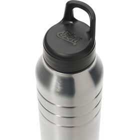 Esbit Majoris Drinkfles 480ml zwart/zilver